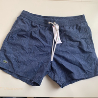 Original Lacoste swim shorts L New