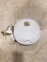 Used Gucci marmont mini bag in Dubai, UAE