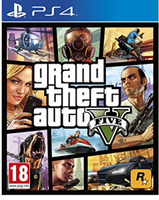 Used GTA 5-PS4 in Dubai, UAE