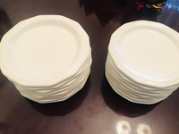Used 2 types heavy plates,very good condition in Dubai, UAE