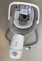 Used Joie Swing 2in1 rocker 50% off in Dubai, UAE