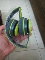 Used Brand New Green Fold Bluetooth headphone in Dubai, UAE