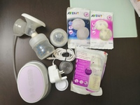 Used Avent breast pump in Dubai, UAE