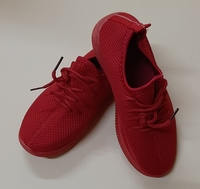 Used Red Sneaker size 35 ! in Dubai, UAE