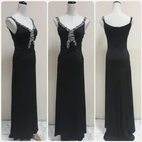 Used Fabulous black amazing long dress. in Dubai, UAE