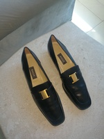 Used BRANDNEW BALLY CEROTA LEATHER SHOES.SZ40 in Dubai, UAE