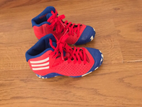 Used Adidas Basketball shoes for kids in Dubai, UAE