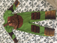 Used Ninja Turtle Costume 3-6 years old in Dubai, UAE
