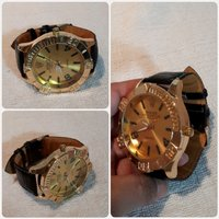 Used ROLEX BLACK GOLDEN FOR HIM in Dubai, UAE