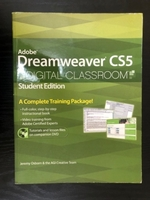 Used Adobe Dreamweaver CS5 in Dubai, UAE