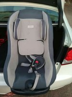 Used Baby car seat and Foldable bicycle in Dubai, UAE