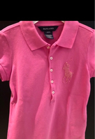 Used Authentic Ralph Lauren T-shirts size 7 y in Dubai, UAE
