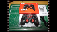 Used Bluetooth gamepad for cp, ps3, desktop in Dubai, UAE