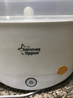 Tommee tippee bottle sterilizer. Used.