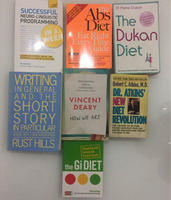 Used 7 amazing books for only 75 Dhs in Dubai, UAE