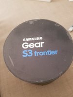 Used Samsung Gear S3 Forntier in Dubai, UAE