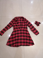 Used New dress size XL in Dubai, UAE