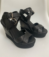 Used New wedges from All Saints+dress in Dubai, UAE