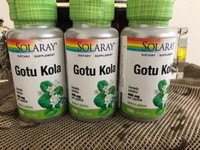 Used Gotu Kola Dietary Supplement , 3 pieces in Dubai, UAE