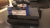 Used PlayStation 4 + 5 Games + Controller  in Dubai, UAE