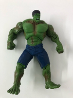 Used 12 inch Very strong hulk action figure  in Dubai, UAE