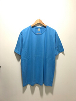 Used NEW Alternative T-shirt Size L Turquoise in Dubai, UAE