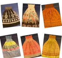 Used 6 dresses/skirts for every occasion  in Dubai, UAE