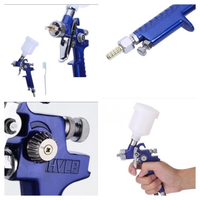 Used Mini HVLP GRAVITY SPRAY GUN in Dubai, UAE