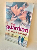 Used The Guardian by Nicholas Sparks. in Dubai, UAE