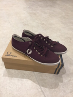 Used Men Fred Perry Shoes UK 43 - brand new in Dubai, UAE