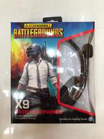Used Brand new Gaming headphones X9 in Dubai, UAE