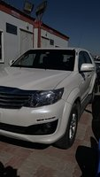 Used Toyota fortuner 2015 in Dubai, UAE