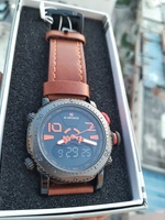 Used Original NAVIFORCE Dual Time Watch ° NEW in Dubai, UAE
