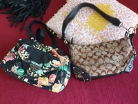 Used 2pcs small bag prelove in Dubai, UAE