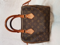 Used LV Boston Bag with Datecode in Dubai, UAE