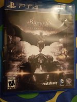 Used Ps4 batman arkham knight game in Dubai, UAE