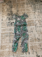 Used Off shoulder Jumpsuit negotiable  in Dubai, UAE