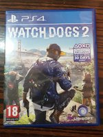 Used PS4 Watch Dogs 2 (Perfect Condition) in Dubai, UAE