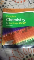Used Chemistry IGCSE second edition with CD in Dubai, UAE