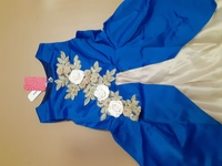 Used Beautiful party dress for 4 5 years in Dubai, UAE