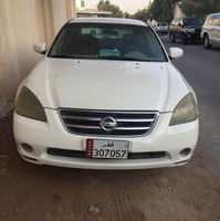 Used Altima Nissan  in Dubai, UAE
