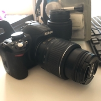 Used Camera NikonD3100 in Dubai, UAE