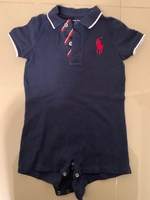 Used Ralph Lauren baby boy romper in Dubai, UAE
