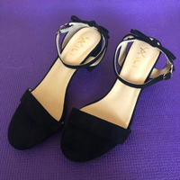 Used Black High Heels / 39 in Dubai, UAE