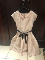 Used Paule Ka baby pink dress organza puff  in Dubai, UAE