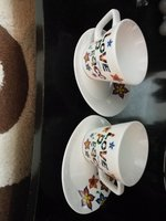 Used Cute set of tea cups 2 pcs in Dubai, UAE