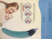 Used Electric baby nasal& ear aspirator/New/  in Dubai, UAE