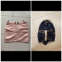 Used Skirt and long scarf  in Dubai, UAE