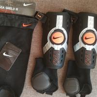 Used Nike Shinguard. Adults /unisex /L in Dubai, UAE