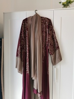Used Abaya size XL in Dubai, UAE